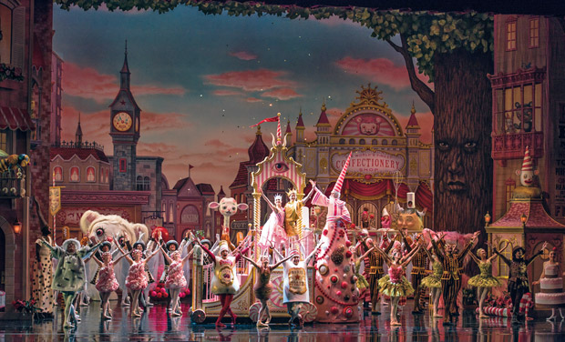American Ballet Theatre in Whipped Cream.© Gene Schiavone. (Click image for larger version)