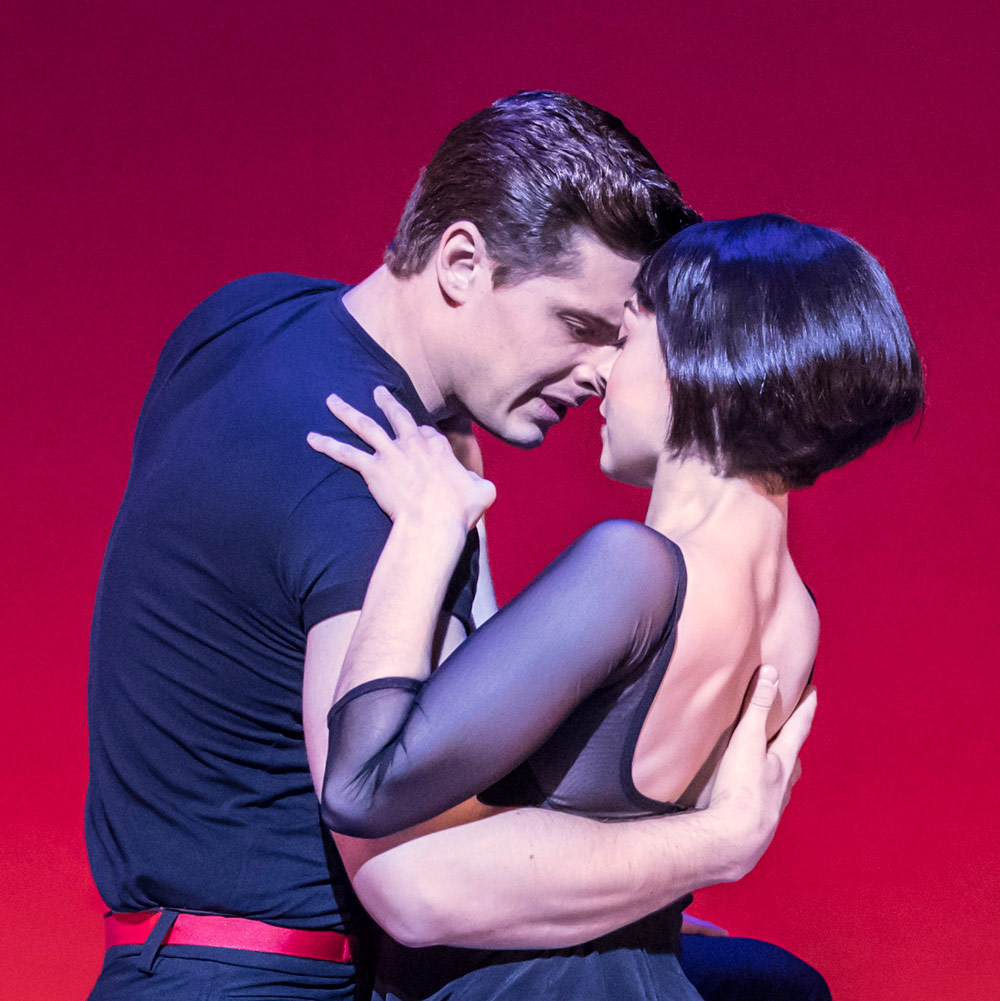 Ashley Day and Leanne Cope in <I>An American in Paris</I>.<br />© Johan Persson. (Click image for larger version)