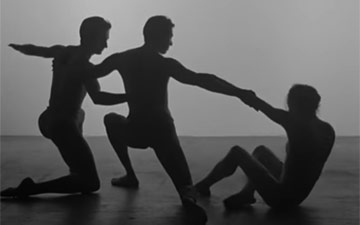 Still from NYCB's promotional video for Justin Peck's The Decalogue.© NYCB. (Click image for larger version)