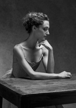 Dorothee Gilbert.© James Bort. (Click image for larger version)