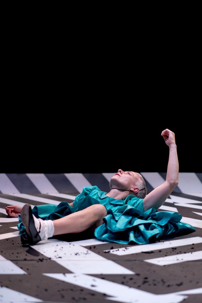Valentina Fermenti in <I>DeadClub™</I>.<br />© Camilla Greenwell. (Click image for larger version)
