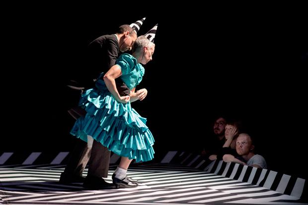 Valentina Fermenti and Ruben Brown in DeadClub™.© Camilla Greenwell. (Click image for larger version)