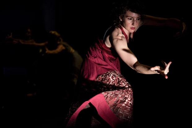Anna Greenberg in <I>XO</I>.<br />© Kaveri Seth. (Click image for larger version)
