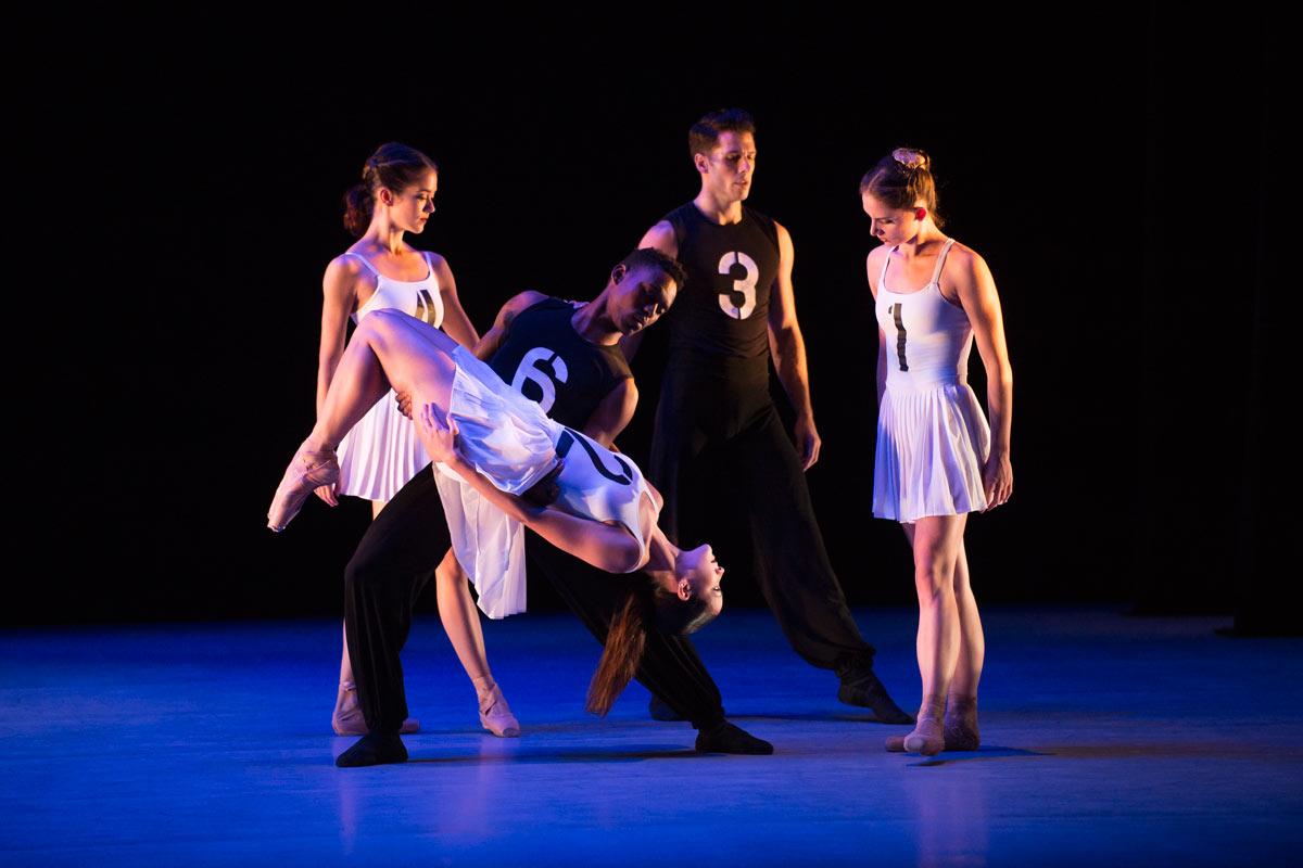 Washington Ballet in Bolero.© Theo Kossenas Media 4 Artists. (Click image for larger version)