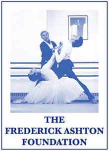 Frederick Ashton Foundation logo.© Anthony Crickmay/ V&A Images/ Victoria and Albert Museum