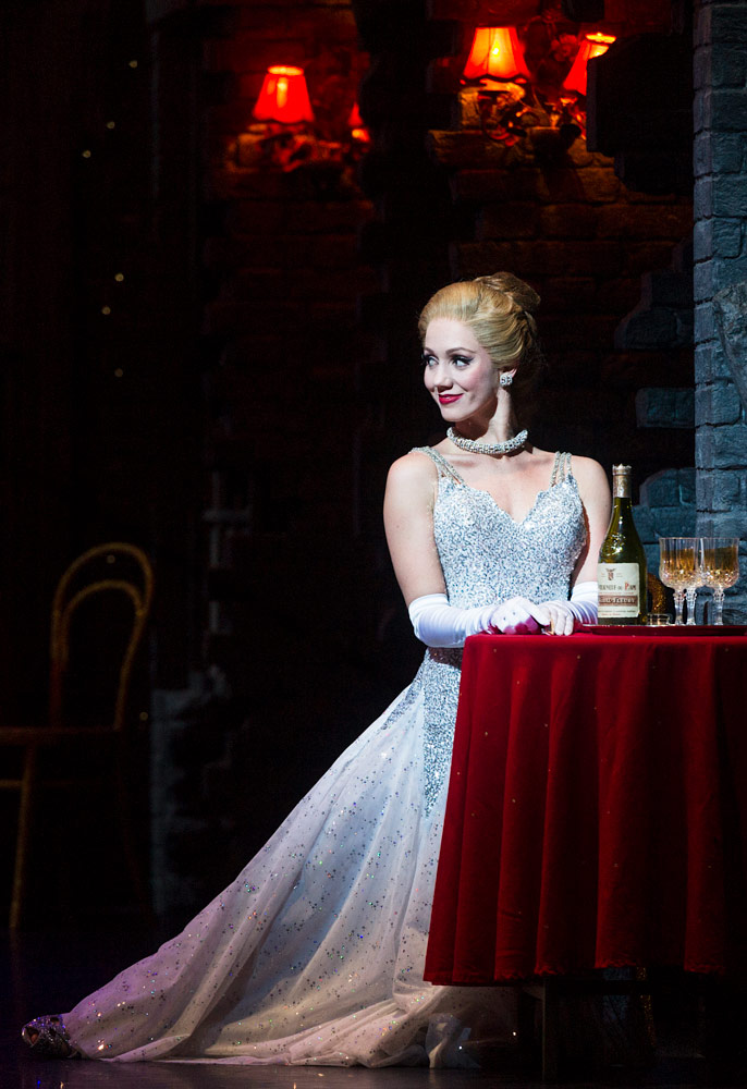Ashley Shaw in Matthew Bourne's Cinderella.© Foteini Christofilopoulou. (Click image for larger version)