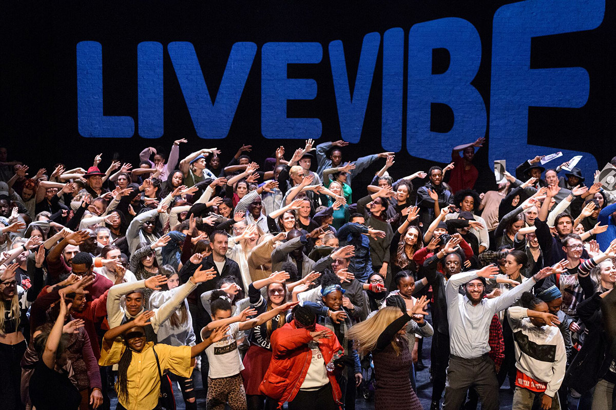 LIVEVIBE at The Place 2017.© Foteini Christofilopoulou. (Click image for larger version)