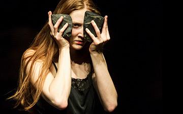 Breanna O'Mara in Viktor.© Foteini Christofilopoulou. (Click image for larger version)