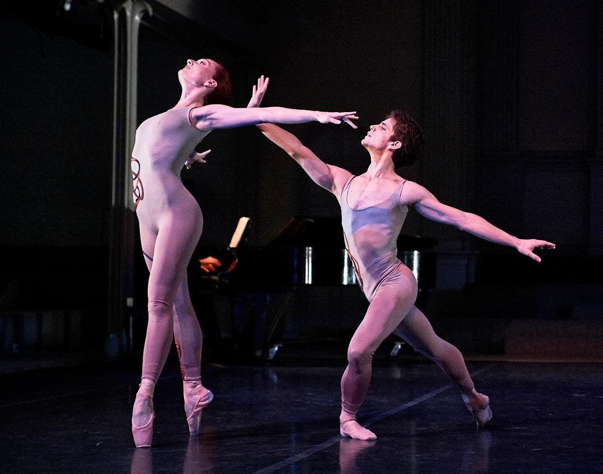 New York Theatre Ballet in Optimists.© Robert Altman. (Click image for larger version)