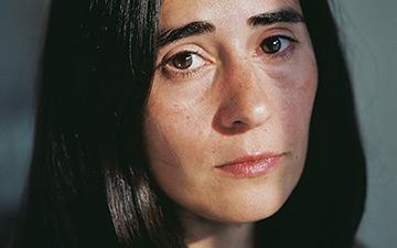 Claudia de Serpa Soares.© Sebastian Bolesch. (Click image for larger version)