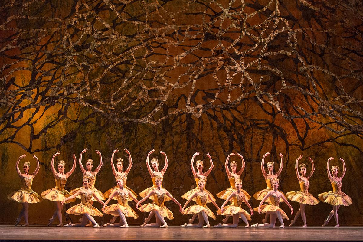 National Ballet of Canada in Rudolf Nureyev's The Sleeping Beauty.© Aleksandar Antonijevic. (Click image for larger version)