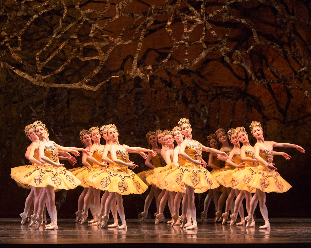 National Ballet of Canada in The Sleeping Beauty.© Aleksandar Antonijevic. (Click image for larger version)