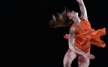 Emilie Karlsen in Rush.© Brian Slater. (Click image for larger version)