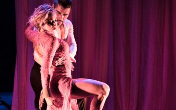 Tango After Dark publicity image.© German Cornejo. (Click image for larger version)