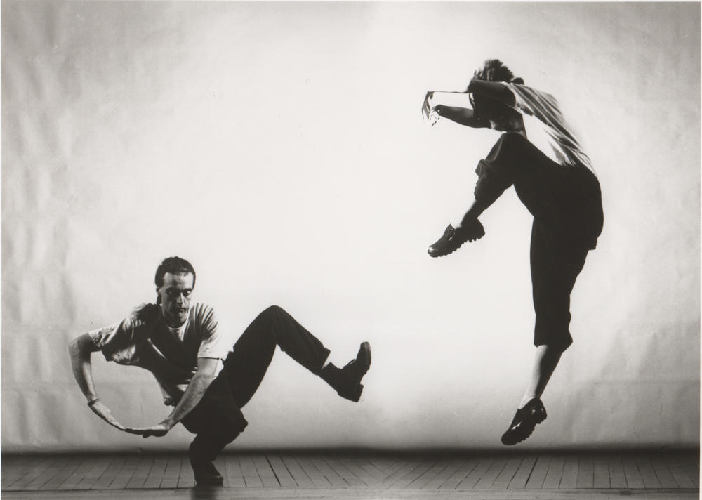 Motionhouse at 30 gallery - 1988
