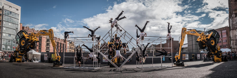 Motionhouse at 30 gallery - 2015