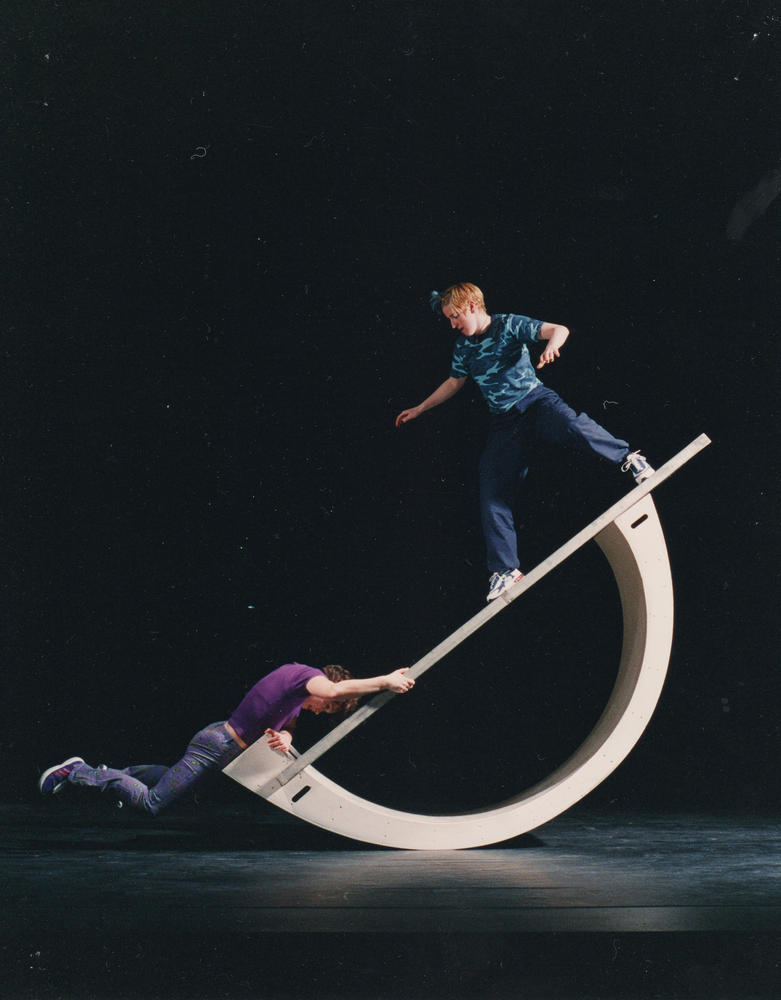 Motionhouse at 30 gallery - 1998