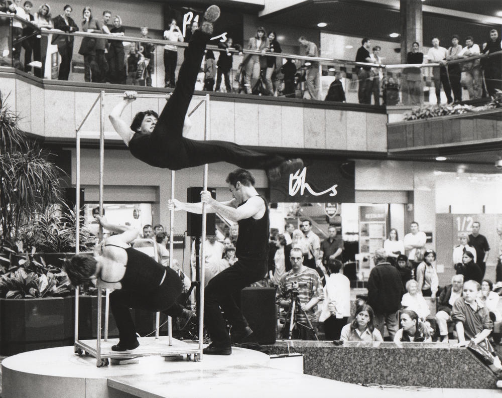 Motionhouse at 30 gallery - 2000