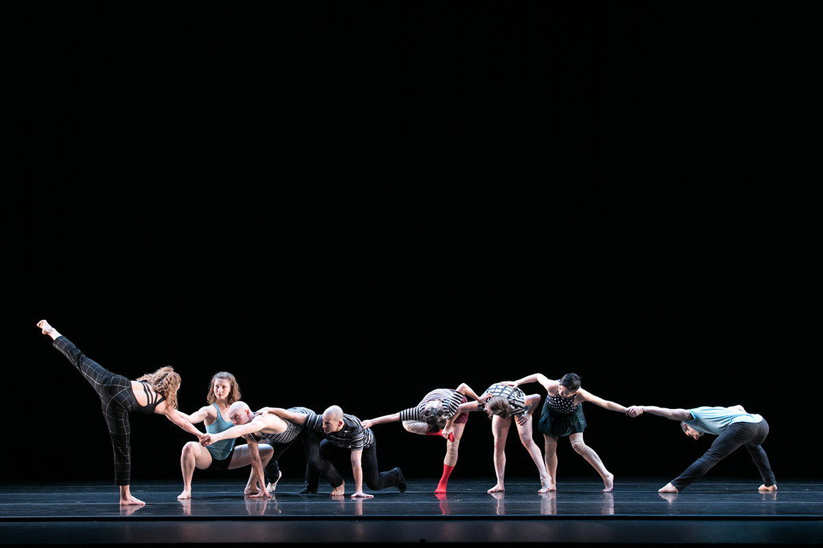 ODC/Dance in Brenda Way's What We Carry What We Keep.© Margo Moritz. (Click image for larger version)