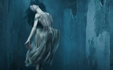 Publicity image for English National Ballet / Akram Khan's Giselle.© Jason Bell. (Click image for larger version)