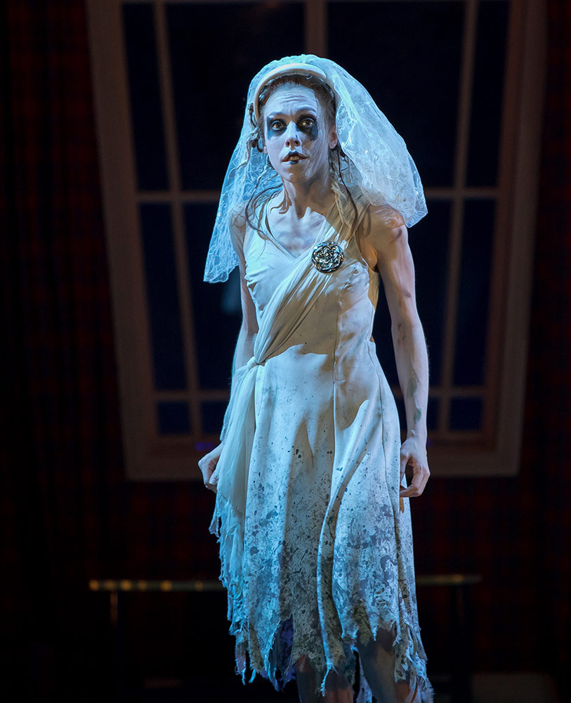 Constance Devernay in Highland Fling.© Andy Ross. (Click image for larger version)