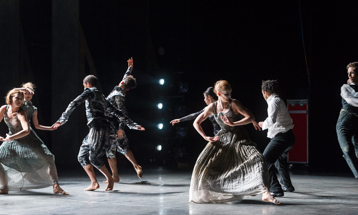 Rambert in Life is a Dream.© Foteini Christofilopoulou. (Click image for larger version)