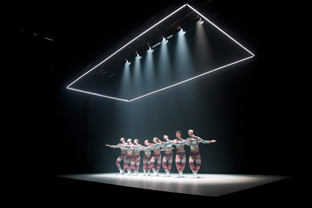 National Dance Company Wales in <I>Tundra</I>.<br />© Rhys Cozens. (Click image for larger version)