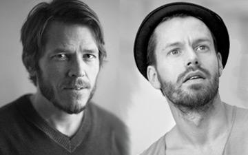 T.M. Rives and Alexander Ekman.© T.M. Rives & courtesy San Francisco Dance Film Festival. (Click image for larger version)
