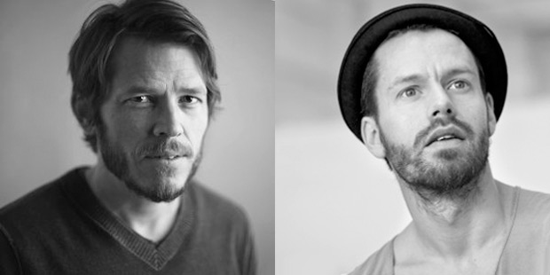 T.M. Rives and Alexander Ekman.© T.M. Rives & courtesy San Francisco Dance Film Festival.
