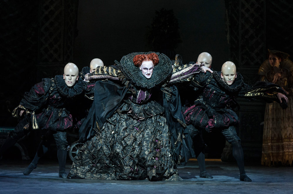 James Streeter in The Sleeping Beauty.© Foteini Christofilopoulou. (Click image for larger version)