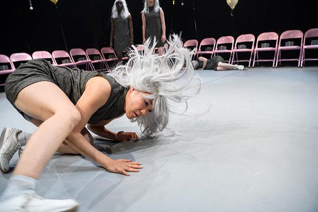 Yukiko Masui in Smack That.© Foteini Christofilopoulou. (Click image for larger version)