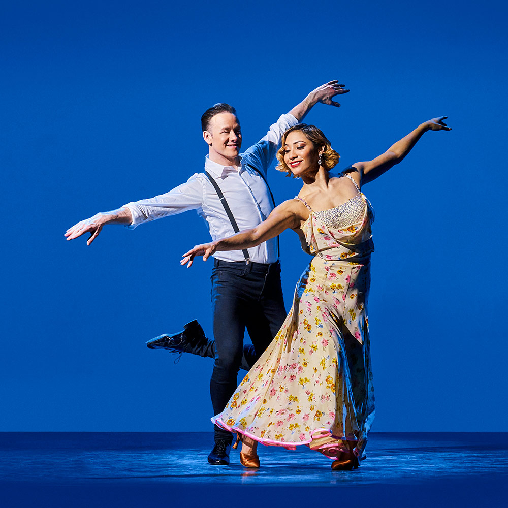 Kevin and Karen Clifton.© Richard Haughton. (Click image for larger version)