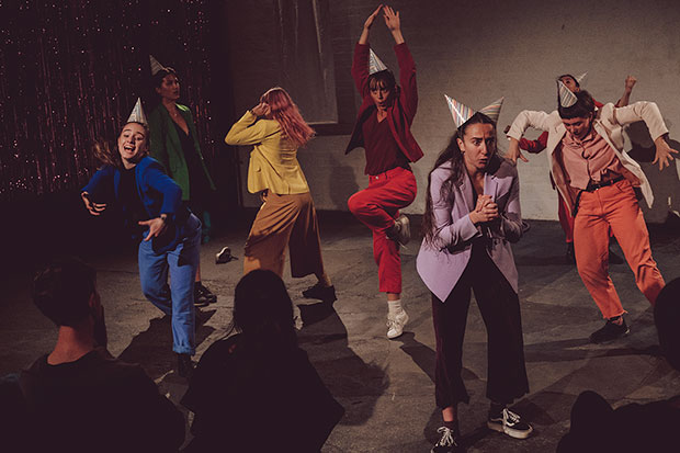 The Yonis at Woman SRSLY: 1st Birthday.<br />© Alex Gent. (Click image for larger version)