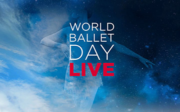 World Ballet Live - 2 October 2018.