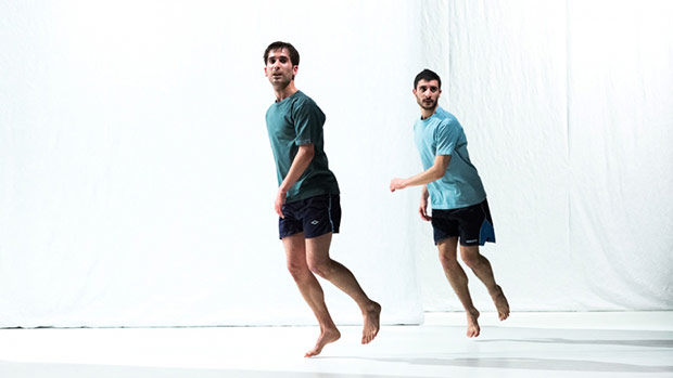 Igor and Moreno in <I>Idiot-Syncrasy</I>.<br />© Alicia Clarke. (Click image for larger version)