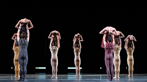 The Royal Ballet in <I>Asphodel Meadows</I>.<br />© Foteini Christofilopoulou, courtesy the Royal Opera House. (Click image for larger version)