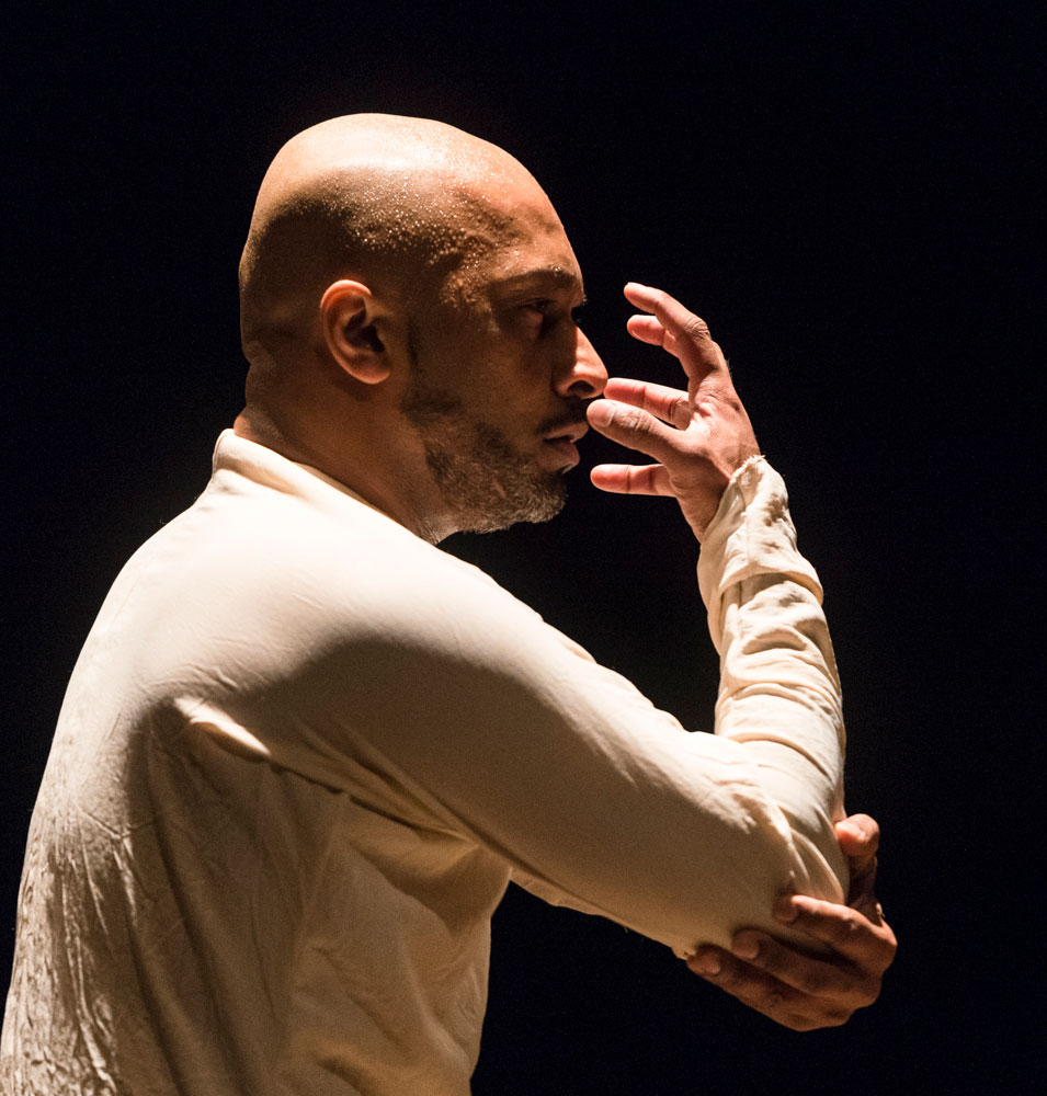 Akram Khan in Until the Lions.© Foteini Christofilopoulou. (Click image for larger version)
