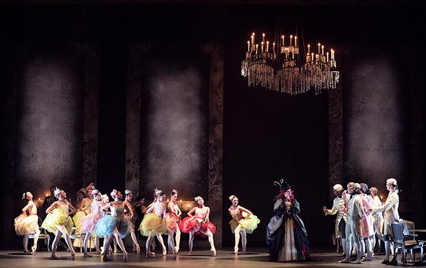 English National Ballet in <I>Manon</I>.<br />© Laurent Liotardo. (Click image for larger version)