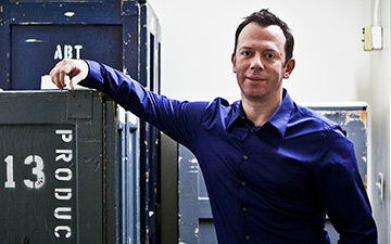 Alexei Ratmansky - a MacArthur Fellow in 2013.© John D. and Catherine T. MacArthur Foundation - used with permission. (Click image for larger version)