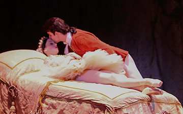 Washington Ballet in the The Sleeping Beauty.© XMB Photography. (Click image for larger version)
