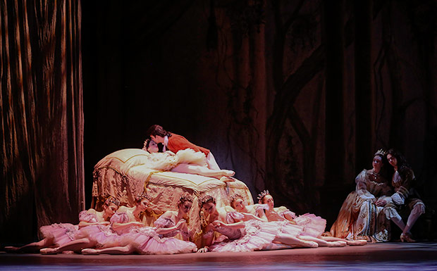 Washington Ballet in the <I>The Sleeping Beauty</I>.<br />© XMB Photography. (Click image for larger version)