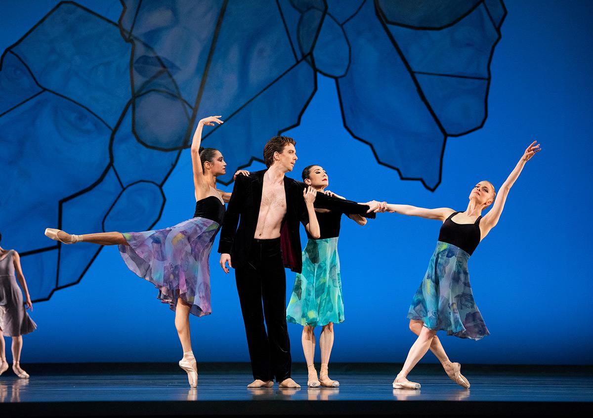 San Francisco Ballet in Ratmansky's Chamber Symphony.© Erik Tomasson. (Click image for larger version)