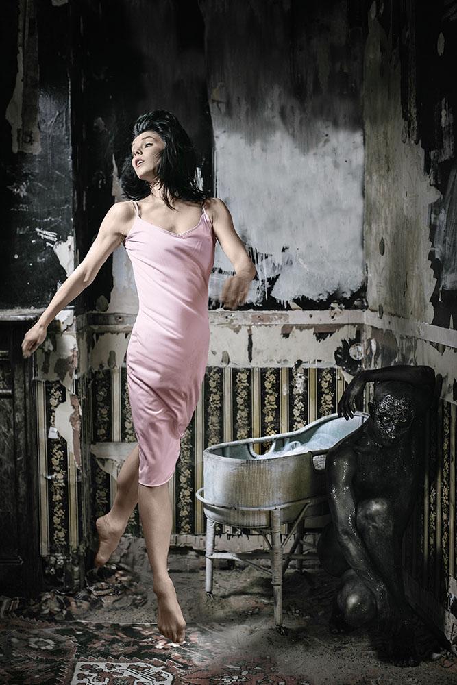 Natalia Osipova in The Mother.© Anastasia Tikhonova. (Click image for larger version)