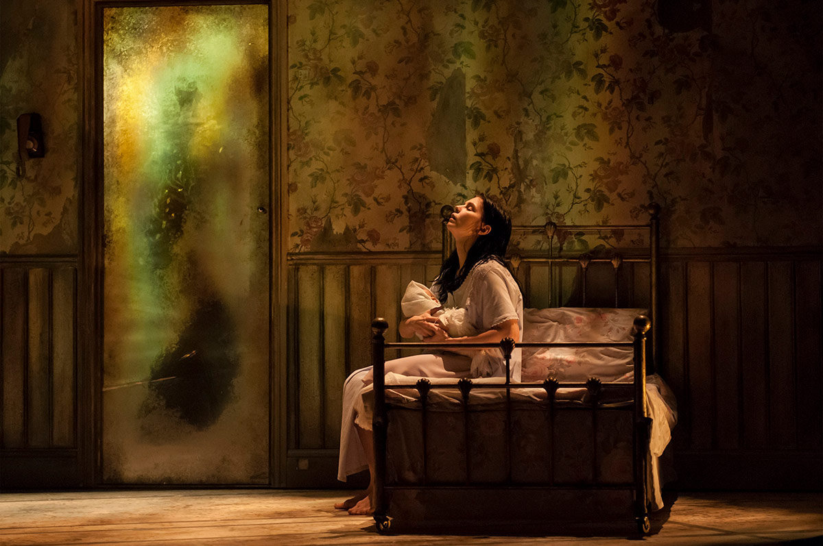 Force of Nature Natalia, still of Natalia Osipova in The Mother.© Mikah Smillie. (Click image for larger version)