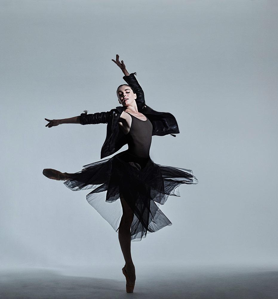 Natalia Osipova.© Rick Guest with Olivia Pomp. (Click image for larger version)