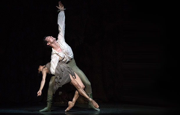 Misty Copeland and Cory Stearns in Manon.© Rosalie O'Connor. (Click image for larger version)