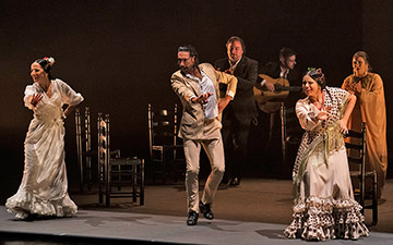 The 2019 Gala Flamenca.© Juan Conca/David Mudarra. (Click image for larger version)
