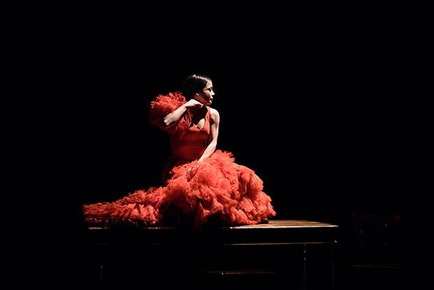 Olga Pericet.<br />© Paco Villalta. (Click image for larger version)