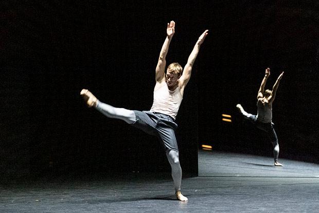 CCN Ballet de Lorraine in <I>For Four Walls</I>.<br />© Foteini Christofilopoulou. (Click image for larger version)
