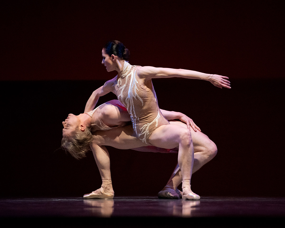 Sofiane Sylve and Tiit Helimets in Liang's The Infinite Ocean .© Erik Tomasson. (Click image for larger version)